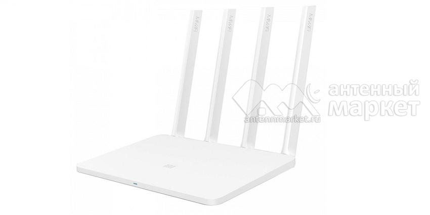 Маршрутизатор Xiaomi Mi WiFi Router 3 (Уценка)