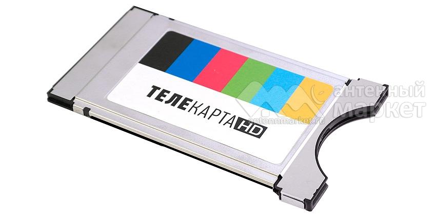 Модуль Телекарта HD CAM Irdeto (без карты)