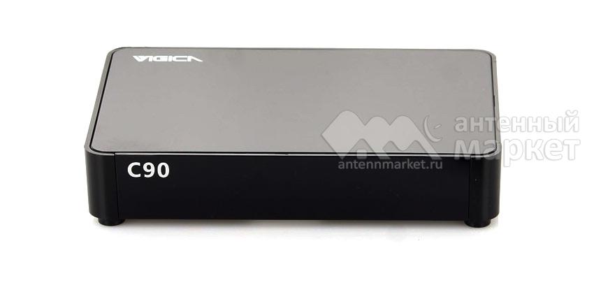 Мультимедийный DVB-T2 ресивер Vigica C90T