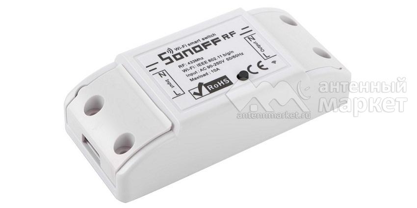 Реле Sonoff RF Wi-Fi