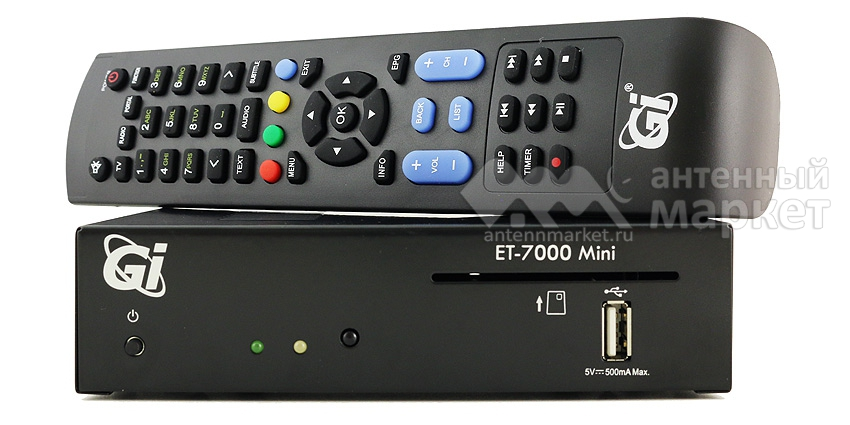 Ресивер GI ET7000 Mini