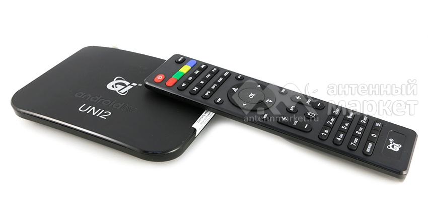 IPTV ресивер GI Uni 2