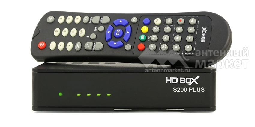 Ресивер HD BOX S200 Plus