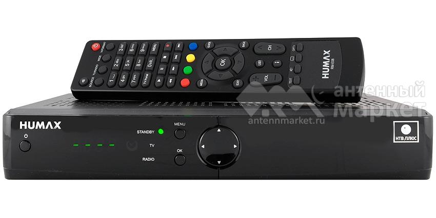 Ресивер Humax VAHD-3100S (НТВ-Плюс HD)