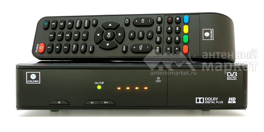 Ресивер NTV-PLUS 1 HD VA (НТВ-Плюс HD)