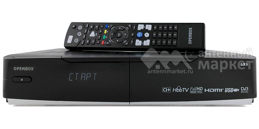 Ресивер Openbox SX9 HD