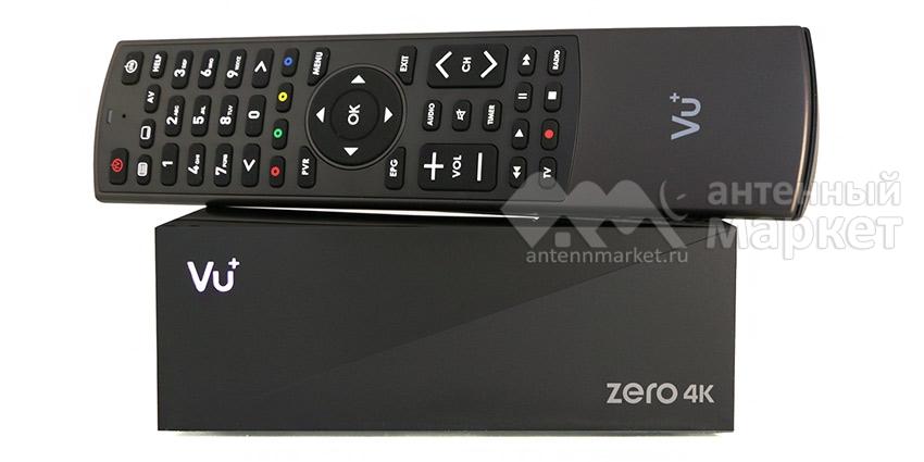 Ресивер Vu+ Zero 4K
