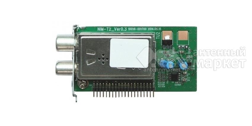Сменный DVB-T2/C тюнер для Formuler F1