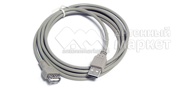 Удлинитель USB 1,5 м TD-315