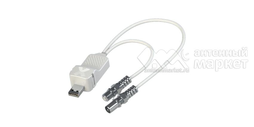 USB-инжектор AX-TVI для антенных ТВ усилителей