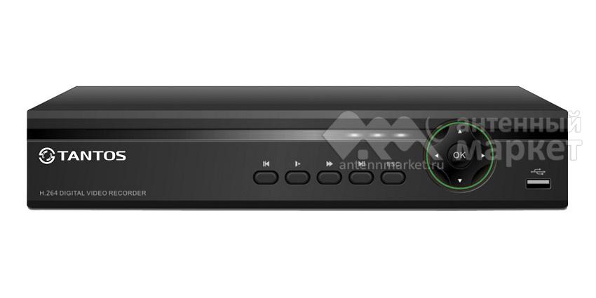 Видеорегистратор 8-ми канальный мультиформатный TSr-UV0812 Eco
