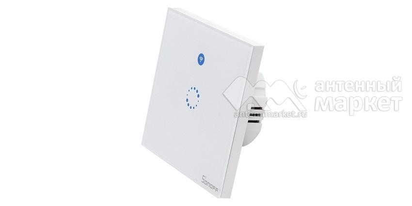 Выключатель на одну зону Sonoff T1 Wi-Fi