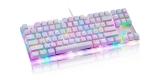 Клавиатура Motospeed K87S Red Switch с подсветкой (Уценка)