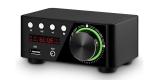 Аудио Bluetooth усилитель Nobsound Mini Чёрный