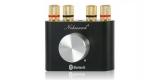 Аудио Bluetooth усилитель Nobsound NS-01G Pro Чёрный