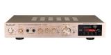 Аудио Bluetooth усилитель Sunbuck AV-298BT золотой