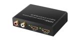 HDMI делитель и конвертер звука (HDMI Audio Extractor) Booox SAE01