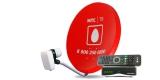 Комплект МТС ТВ с ресивером EKT DSD 4404 (СТВ Больше не роскошь)