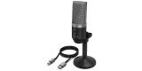 Конденсаторный USB микрофон Fifine K670 Silver