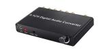 Конвертер звука 5.1 SPDIF/Coaxial на RCA/3.5 Booox DAC51