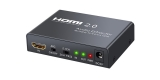 Конвертер звука (HDMI 2.0 Audio Extractor) Booox AE30