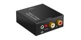 Конвертер звука SPDIF/Coaxial на RCA/3.5 Booox DAC02 Mini