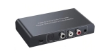 Конвертер звука SPDIF на RCA/3.5 DAC044 Neoteck
