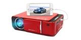 Проектор Everycom T6 Sync Красный